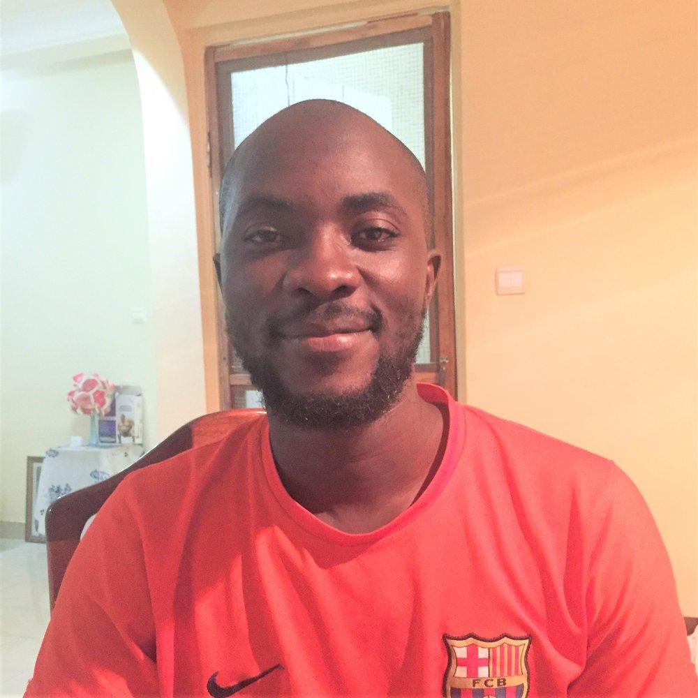 Dieudonne Beblemenya Togo Project Coordinator
