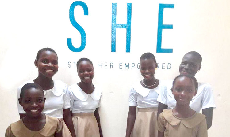 SHE sends 65 girls to school - October 31, 2017It's been a busy few months at S H E. Since our incorporation in June, 2017, we've opened our office in Togo, hired 2 full-time employees, and SPONSORED 65 NEW MEMBERS IN THE PROGRAM. And we could not be more excited!
