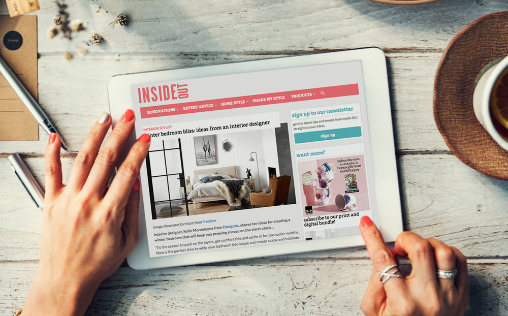 Industry Contribution - Keeping up to date with the industry trends, latest products and colours is what we love to do! Follow us on social @spacedresser, visit our blog or keep an eye out for our feature articles like this one in InsideOut Magazine (online).