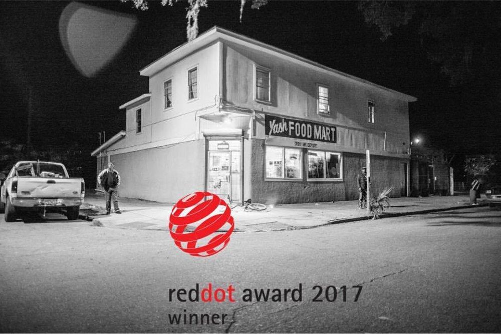 Camoflauge Doc - Red Dot Award