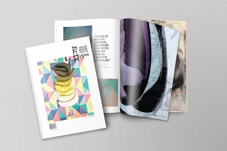 1340 Magazine — Ally Frame