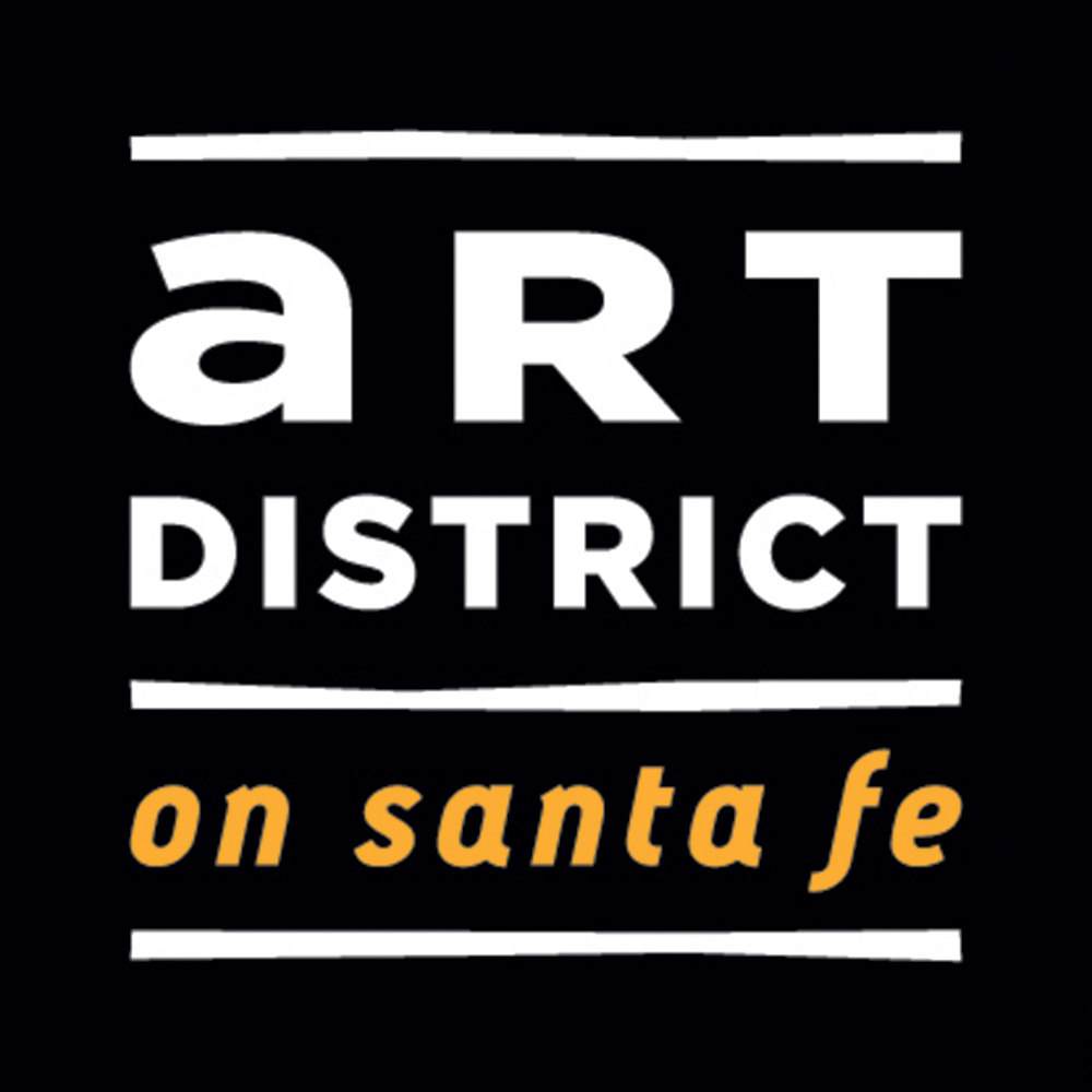 Denver's Art District on Santa Fe