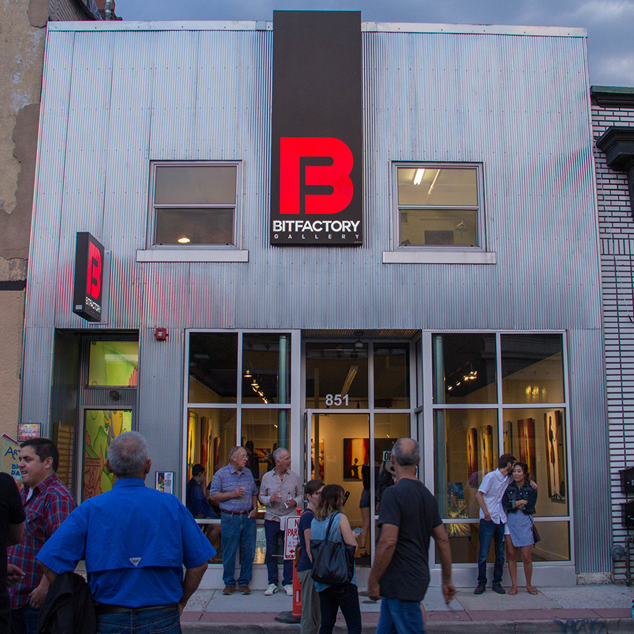 Bitfactory Gallery