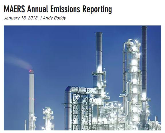 CFR Environmental  |  Technical Blog Editorial Calendar, Content, SEO, and Distribution.