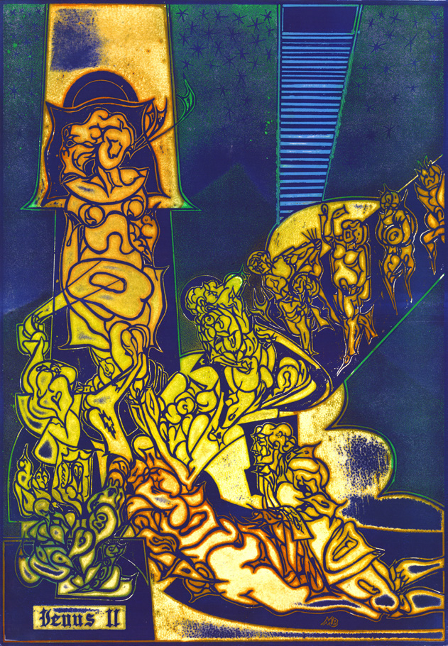 Venus II (The Venus Worship II). 1969.