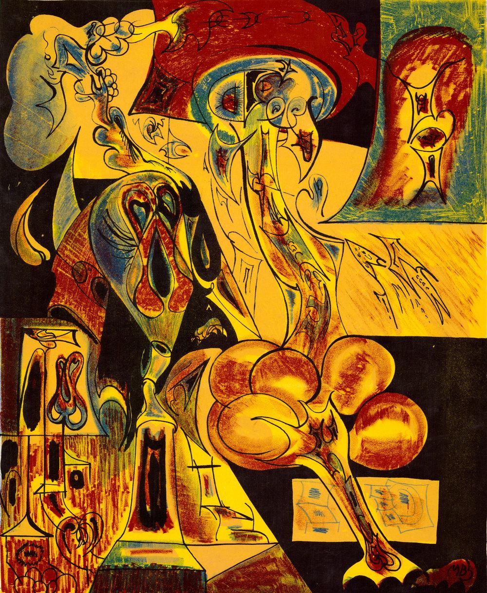 Prometheus. 1954.