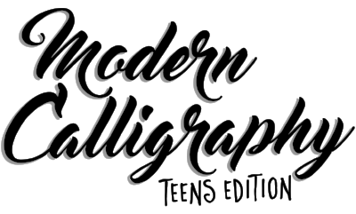 MODERN CALLIGRAPHY TEENS EDITION.png