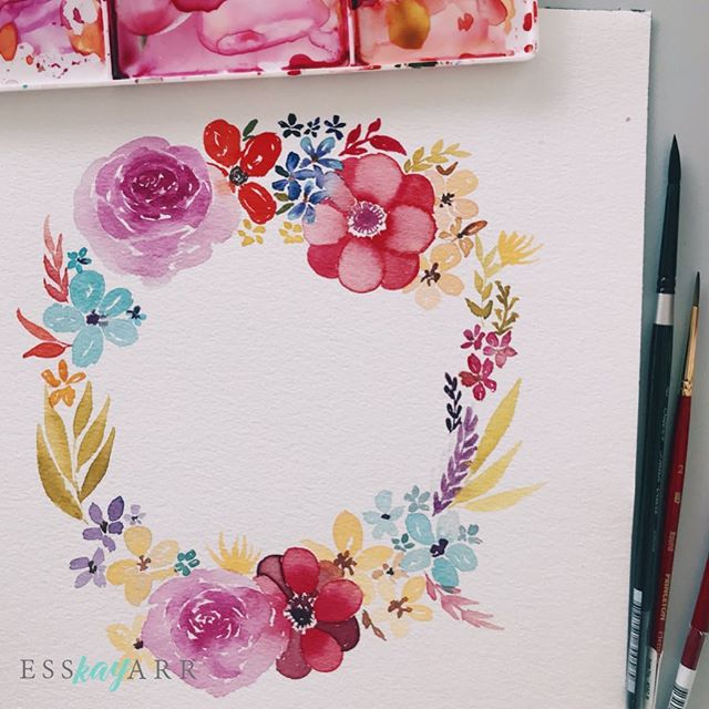 🚨 NEW LOCATION ALERT 🚨  We are excited to share the first Floral Watercolour Workshop at our new place at Bussorah St! 🙌🏻 _ After much consideration, we are moving to central! Welcoming friends from north and west to join us! _ So join us in the best selling workshop at Esskayarr this October. _ FLORAL WATERCOLOUR WORKSHOP 📆 7th Oct, Sunday ⏰10am - 2pm 📍52 Bussorah St (above Oudh Madina) 🎟 $140 per pax | $250 for 2 pax _ What will you receive: • Watercolour Brush • Watercolour papers • Winsor & Newton Cotman paint set • Flower illustration  _ Register today at www.Esskayarr.sg