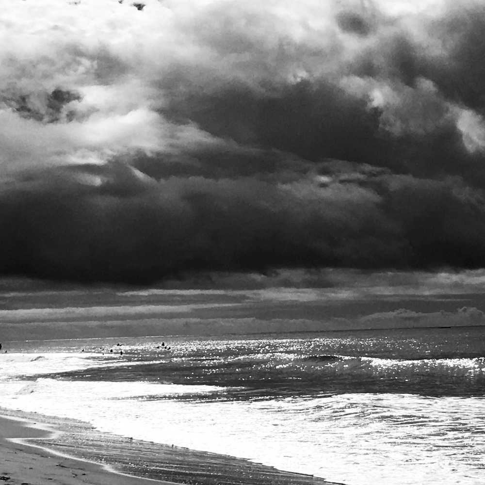 Storm - Let the ocean squall. Accept the hurricane. Embrace the tornado. Pick a natural disaster. Don't look for meaning in it. Let it be both personal and overwhelming. Write a destruction poem.