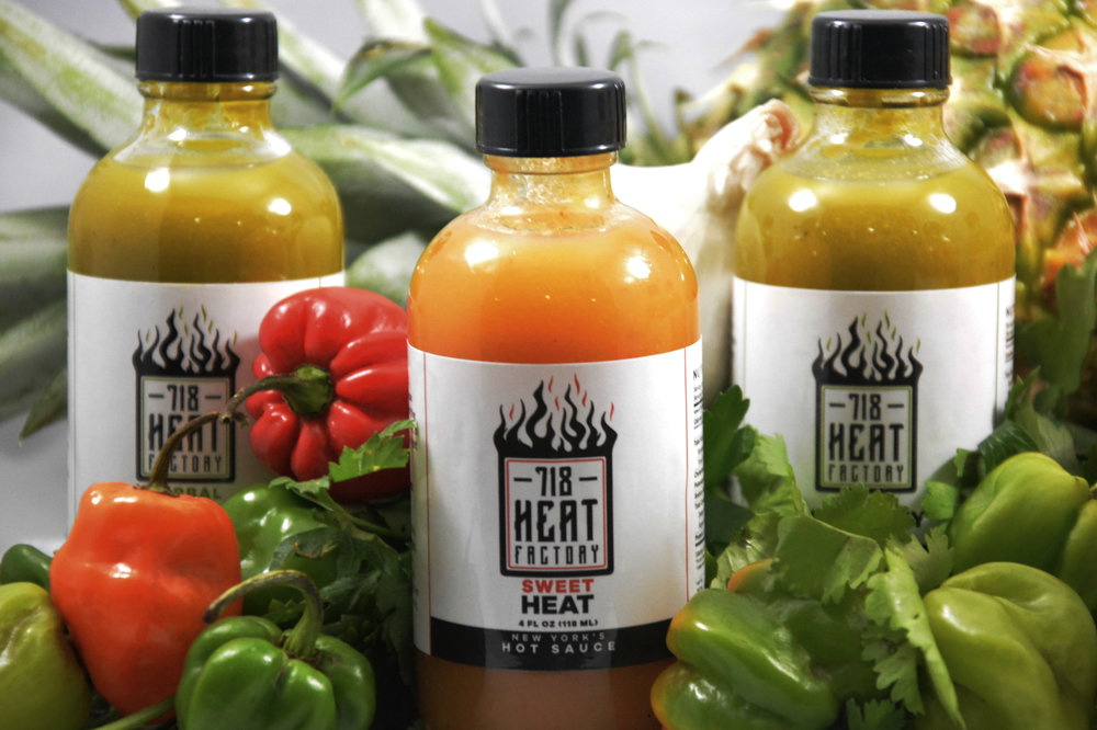 Let's Work Together - 718 Heat Factory is a small batch hot sauce company based out of New York City. We provide high quality, antioxidant rich, nutrient-based hot sauces. Learn more about our products below. If you are interested in doing business with us, please contact us with your needs and contact details.