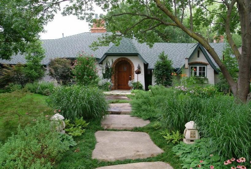 NEW Outdoor design Online, New landscape design on simple rock gardens, gardens in front of house, farmhouse landscaping for front of house,