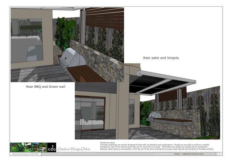 Landscape design, landscape designer,Outdoor Design Online