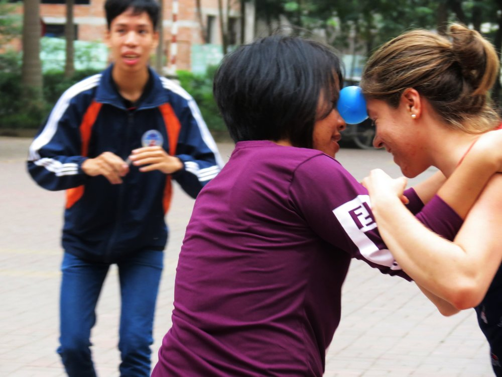 Help with teambuilding to work well in groups. -