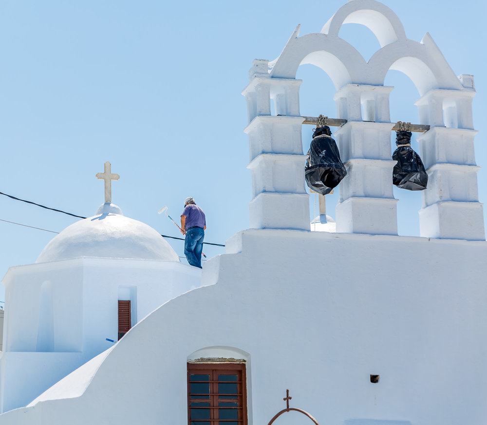 Whitening Small Cyclades