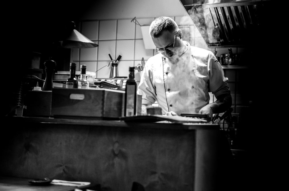 Modra Kuchnia chef
