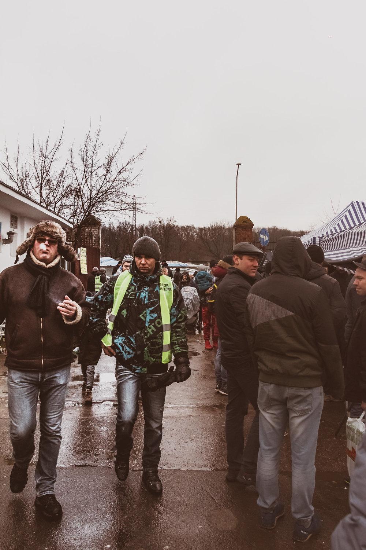 The gangsters of Poznan flea market