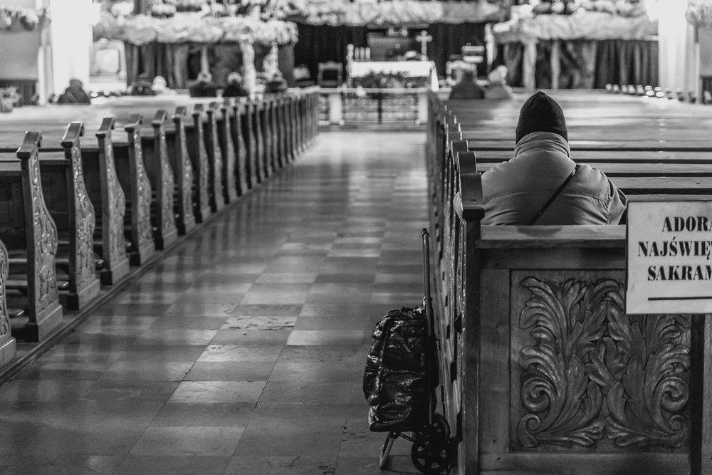 Believer in Poznan