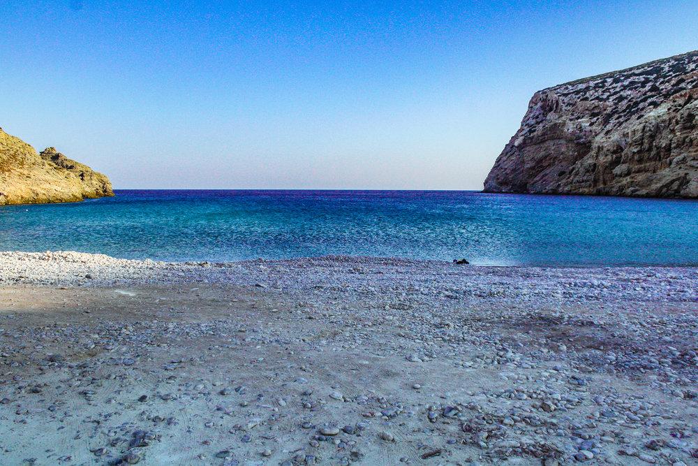 Η παραλία Χέλατρος
