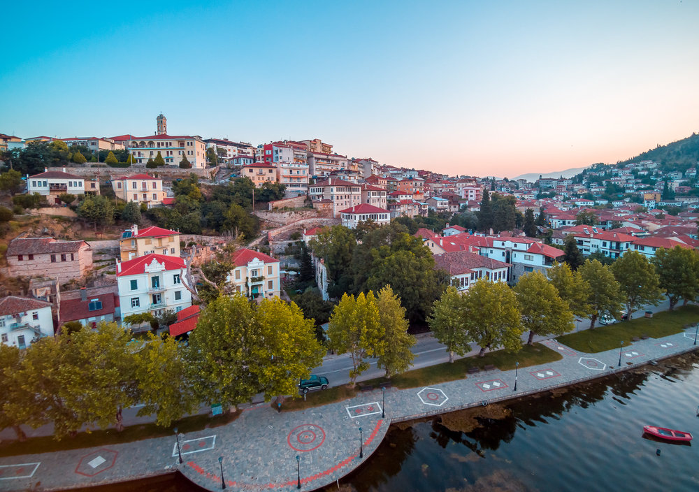- As a small compact student city, easy to navigate and with a multifarious range of activities, Kastoria attracts people from diverse backgrounds.