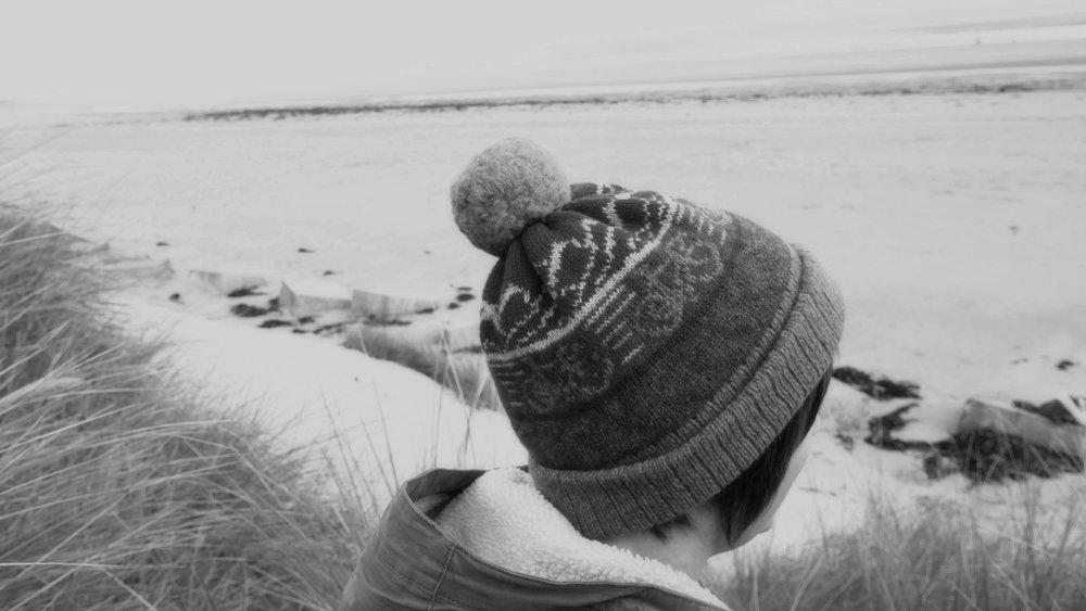 Shetland Wooly Hat