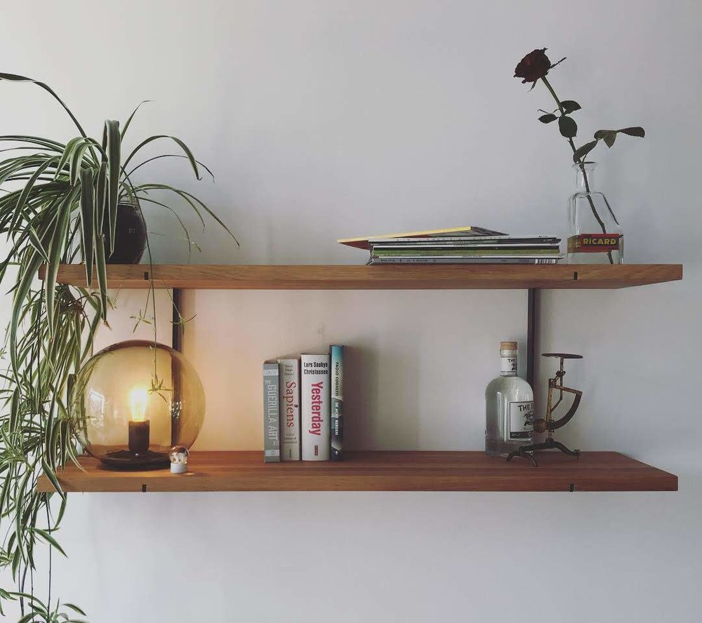 Wandt Modular Shelves  | by Studio Westerwoudt