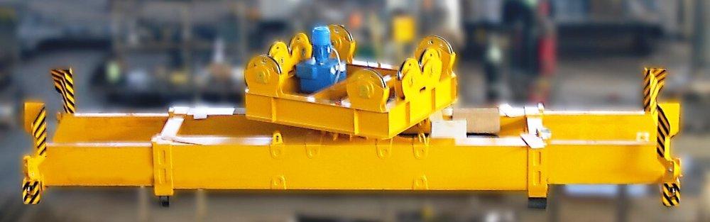 BLESTE Automatic Container Spreader Блесте автоматический спредер контейнерный захват (1).jpg