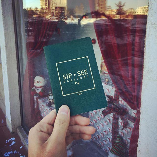 Шинэ жилийн хамгийн дулаан бэлэг!  #ubpassport #sipnsee
