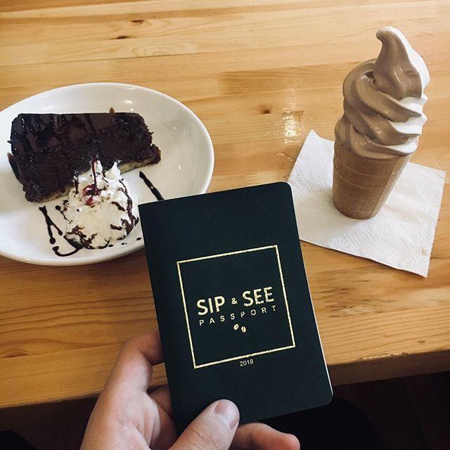 Khaan Deli-гийн шоколадтай чийз бялуу, жинхэнэ сүү амтагдсан зайрмаг нь танд эхний амтаар л таашаалыг мэдрүүлэх нь гарцаагүй!  #ubpassport #sipnsee