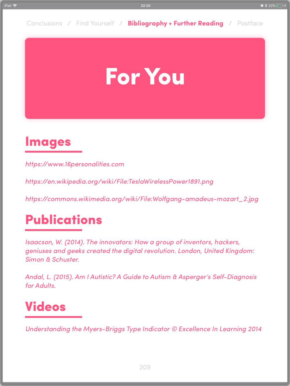 Hyperlinks Demo Screenshot