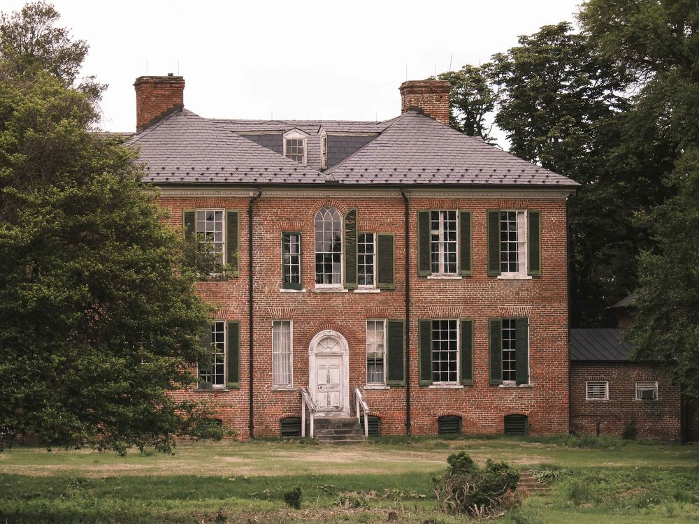 Photo of His Lordship's Kindness Plantation Mansion Rose Anderson, May 2018