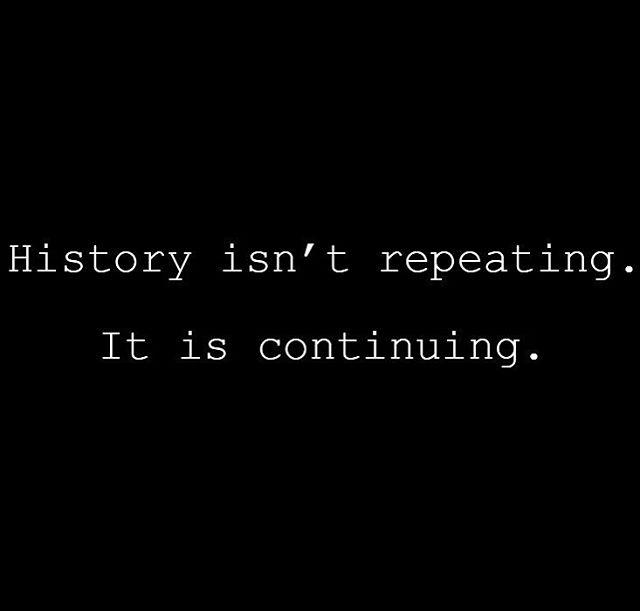 #AmericanHistory #racism