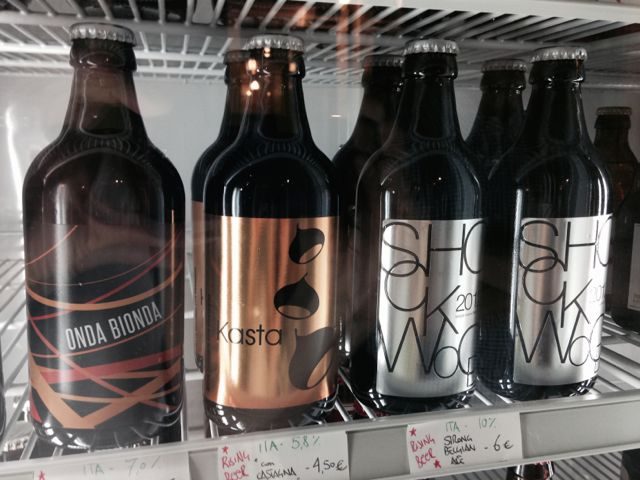 Italian craft beer for sale at Rising Beer.jpg