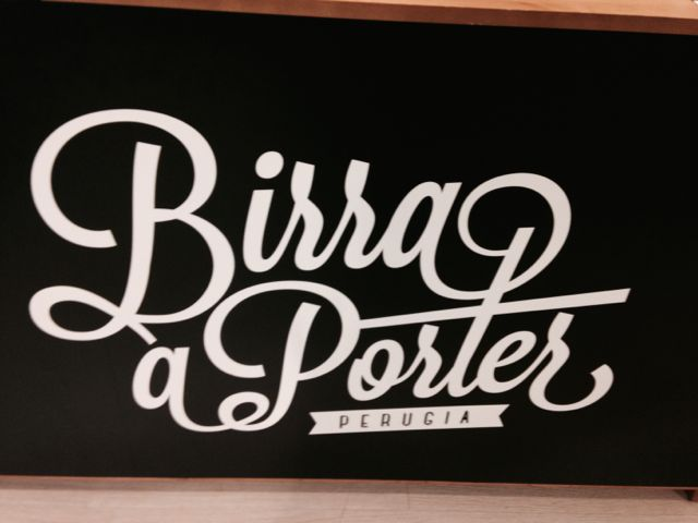 Birra a Porter - a craft beer store in Perugia..jpg