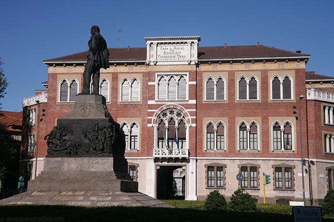 Casa Verdi