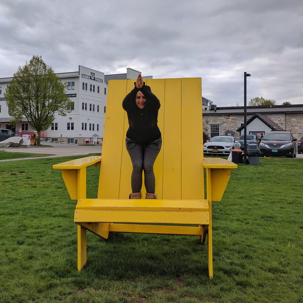 Chair with a Soul