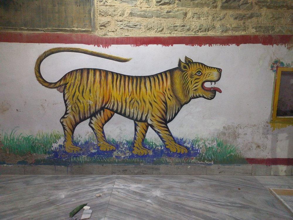 Udaipur graffiti