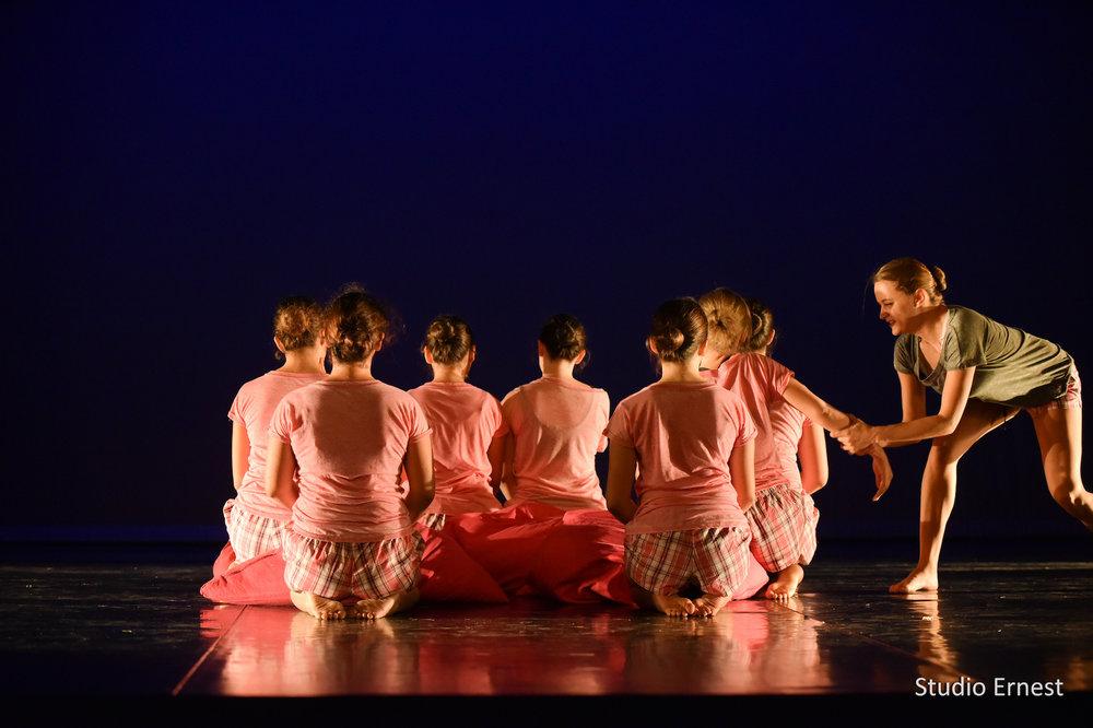 Stage de danse - Centre de Danse Véronique Béliot-Foy