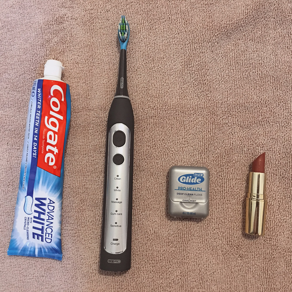 Smile Brilliant cariPRO electric toothbrush review