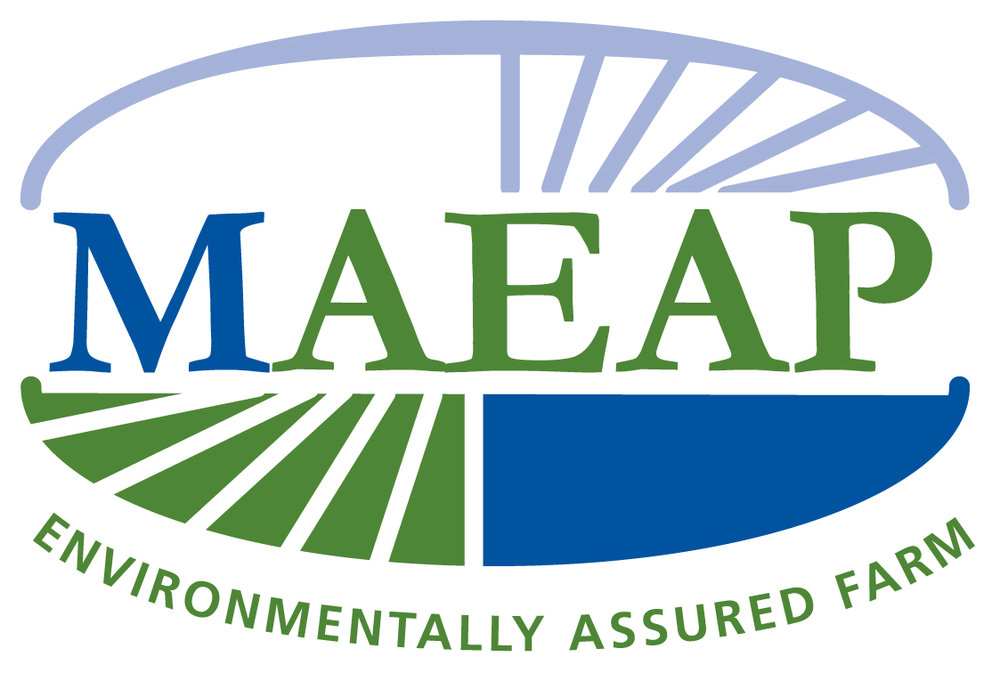We're MAEAP Verified! -