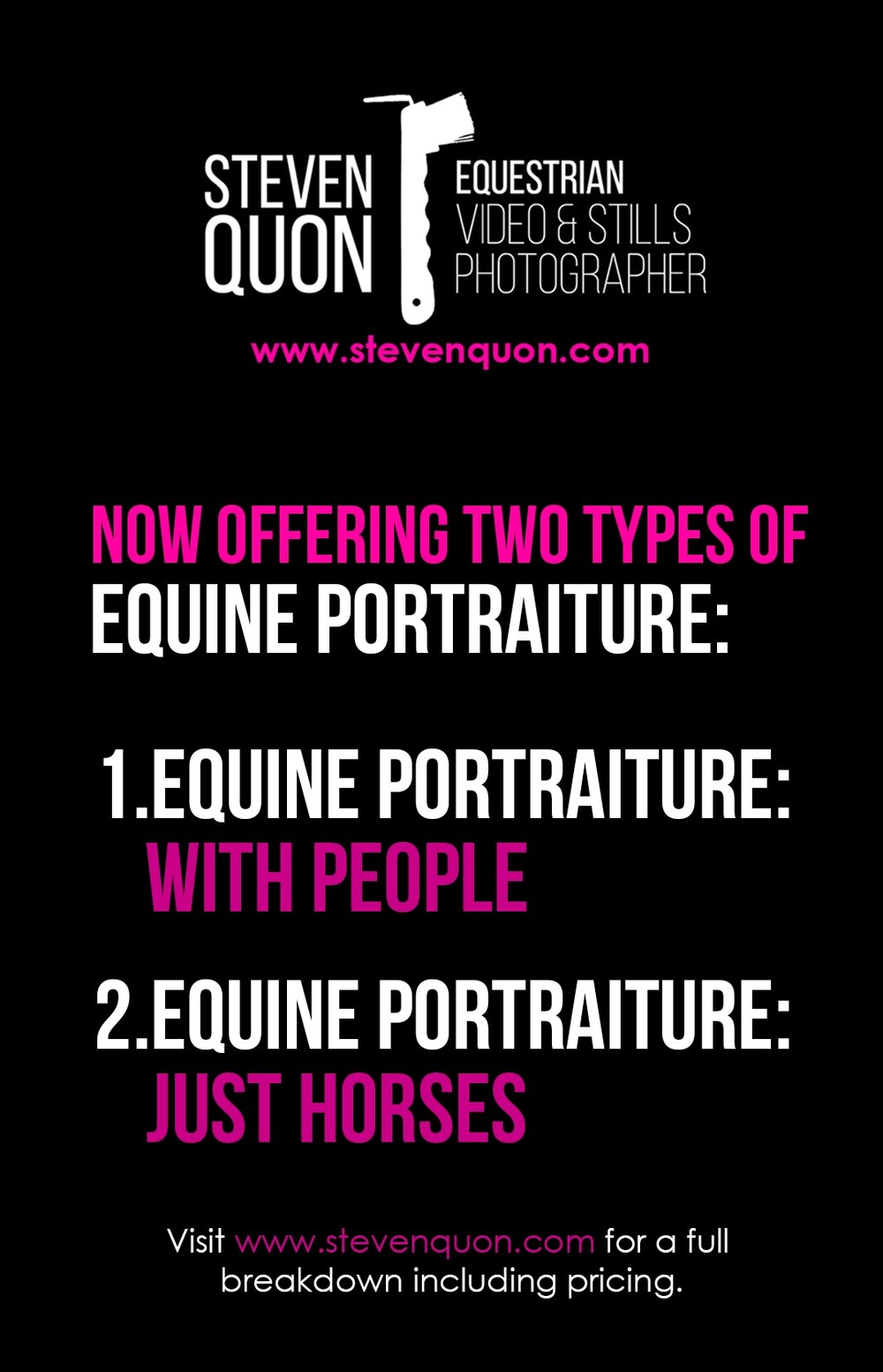 Two types of Equine Portraiture.jpg