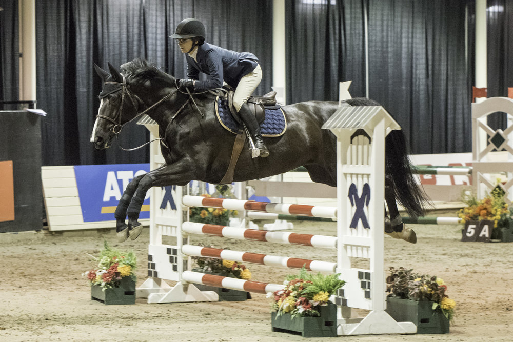 February Classic I hosted by Spruce Meadows - - February -