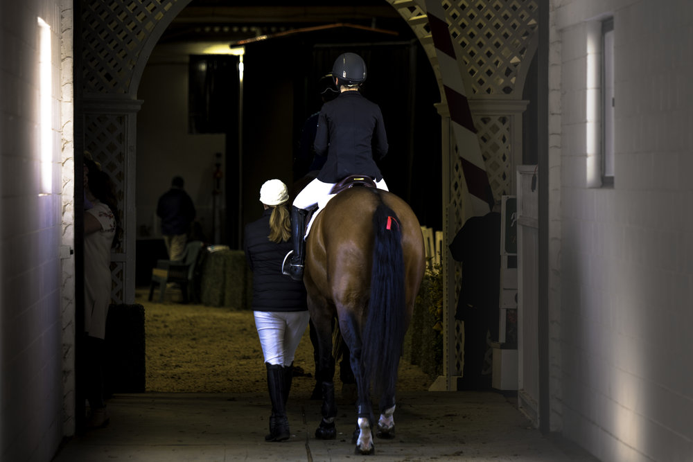 Winter Farewell Tournament hosted by Spruce Meadows - - March -