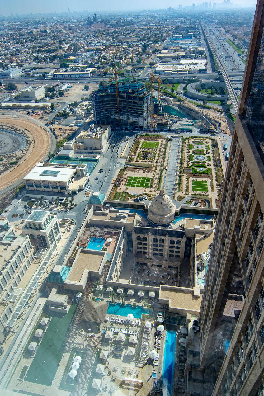 5 Star View in Dubai -