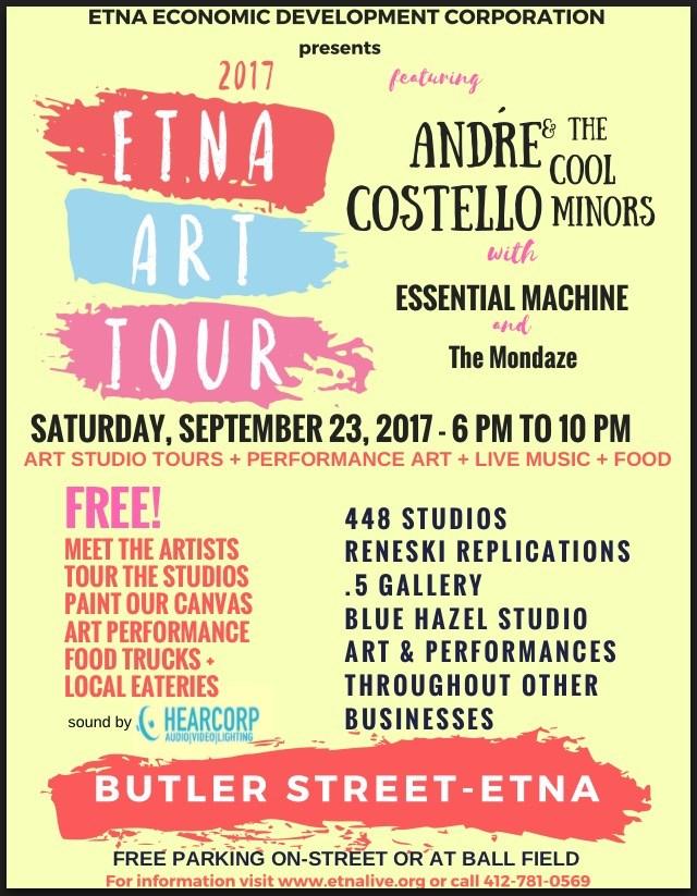 Etna Art Tour
