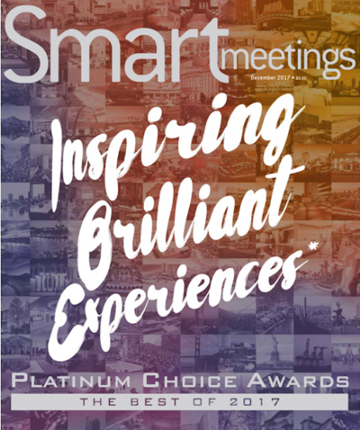 Read Smart Meetings Magazine's article about our team building program!