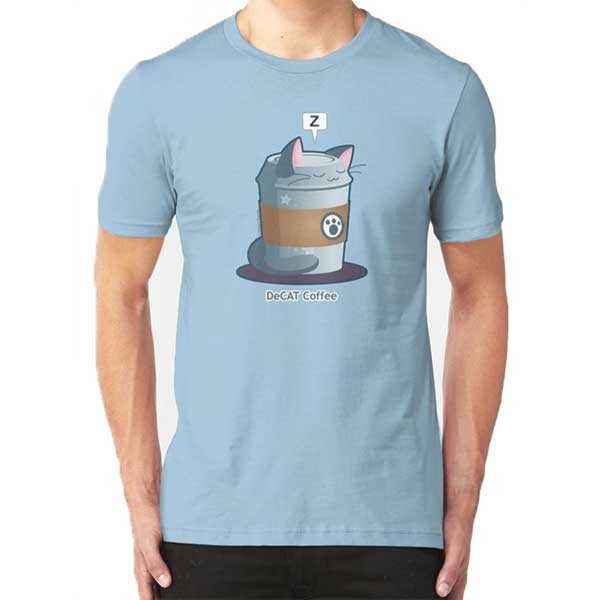 DeCAT Coffee Clothing   on Redbubble  Starting at $19.50