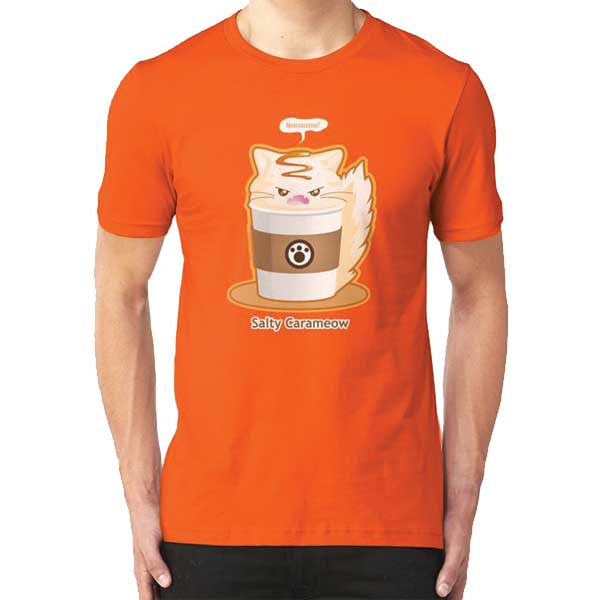 Salty Carameow Clothing   on Redbubble  Starting at $19.50