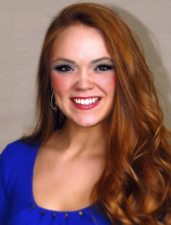 Hannah Patterson  Miss Capital City 2016
