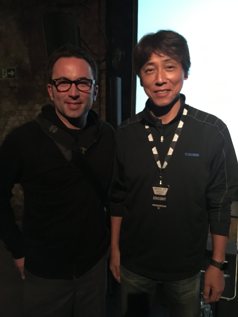 Kerry - NCA with Yoshi Ikegami - Boss