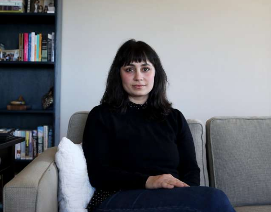 """Shirin Oloumi, a prosecutor for the San Francisco District Attorney's office known as the """"Queen of Car Burglaries."""" Photo by Yalonda M. James."""